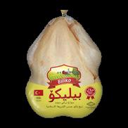 دجاجة كاملة في كيس بيليكو