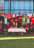 Şampiyon Beşevler Kuluçkahane Takımı