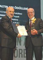 İTÜ 245. Yıl Altın Arı Ödül Töreni