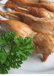 Soya soslu tavuk şiş