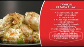 Sahrap Soysal İle Tavuklu Tarifler - Tavuklu Kapama Pilavı