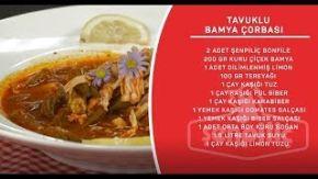 Sahrap Soysal İle Tavuklu Tarifler - Tavuklu Bamya Çorbası