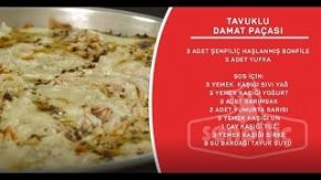 Sahrap Soysal İle Tavuklu Tarifler - Tavuklu Damat Paçası