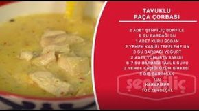 Sahrap Soysal İle Tavuklu Tarifler - Tavuklu Paça Çorbası