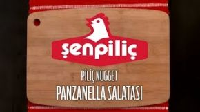 Nugget Panzenella Salatası