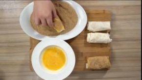 Tavuklu Paçanga Böreği