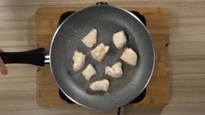 Tavuklu İslim Kebabı
