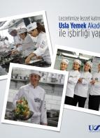 Şenpiliç ''Usla Lezzet Akademisi'' ile işbirliği yoluna girdi!
